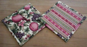 Matching Hot Pads (21x30_11(set)
