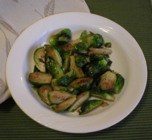 Delicious Brussels Sprouts without Bitterness