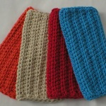 Crochet Dishcloths (#5569)