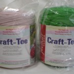Premier Craft-Tee Yarn comes wrapped!