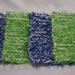 Green and Blue Scrubby Set