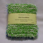 Green Blue Scrubby Set