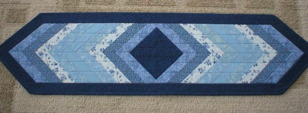 Handmade Quilted Table Runner2040