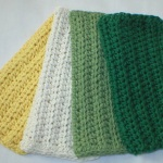 Crochet Dishcloths (5583)