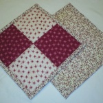 Handmade Quilted Hot Pads (hotpads-20)