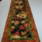 Handmade Quilted Table Runner #5637