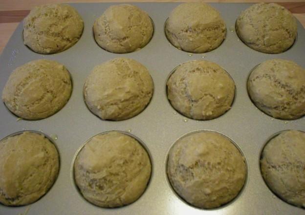 Gluten Free Bread Muffins