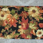 Middle view table runner #6047