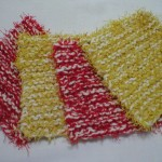 Red and Yellow Scrubby Set