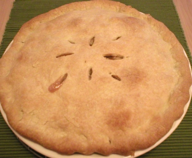 Traditional Apple Pie (Bakery Recipe)