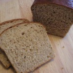 Whole Wheat Flax Bread (Sliced)