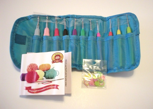 Athena's Elements Crochet Hook Set