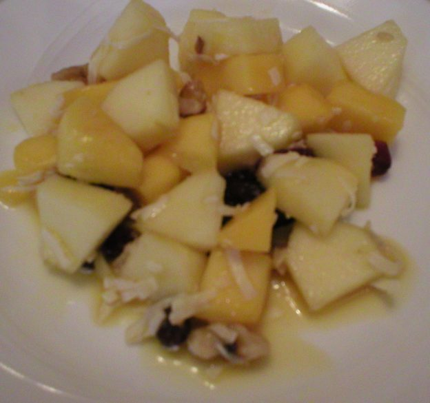 Apple Mango Salad