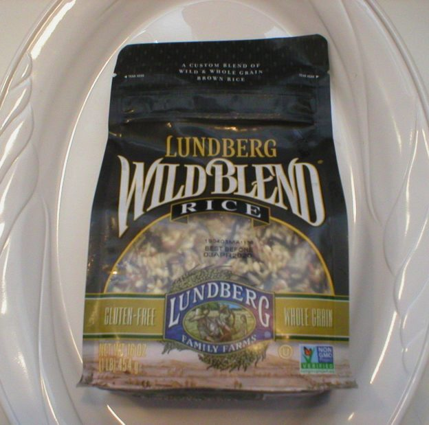 Package of Lundberg Wild Blend Rice