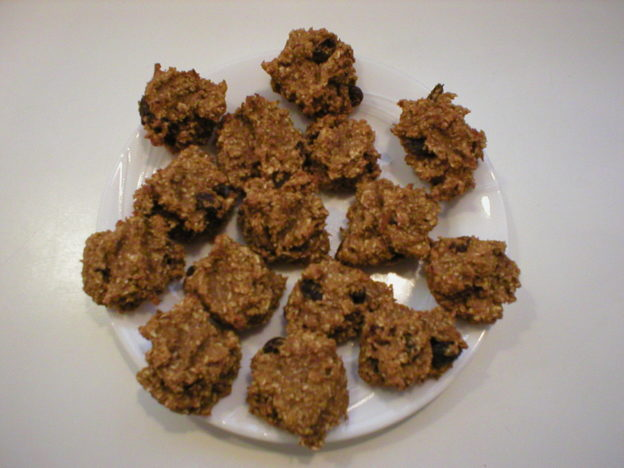 Sweet Potato Oat Bites