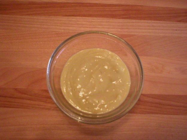 Sweet Mustard Dressing